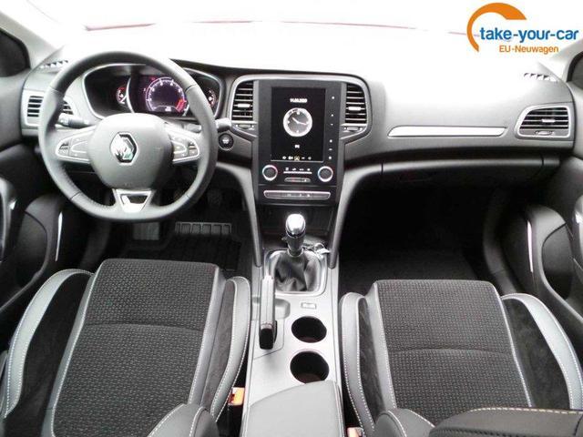 Renault Mégane Grandtour Megane 140 TCe GT-Line Navi, 2-Zonen Klima