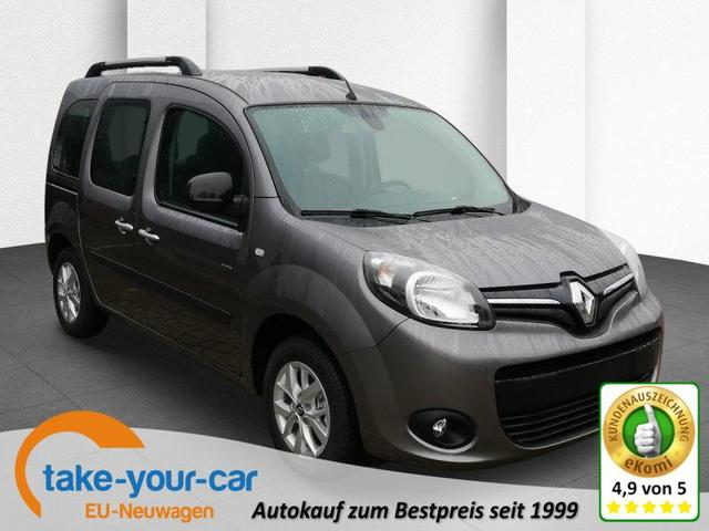 Renault Kangoo - Blue dci 95 Limite Deluxe-Paket Vorlauffahrzeug