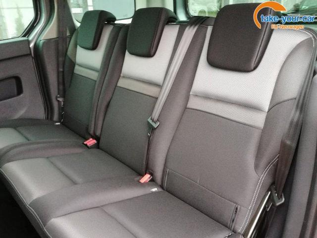 Renault Kangoo Blue dci 95 Limite Deluxe-Paket