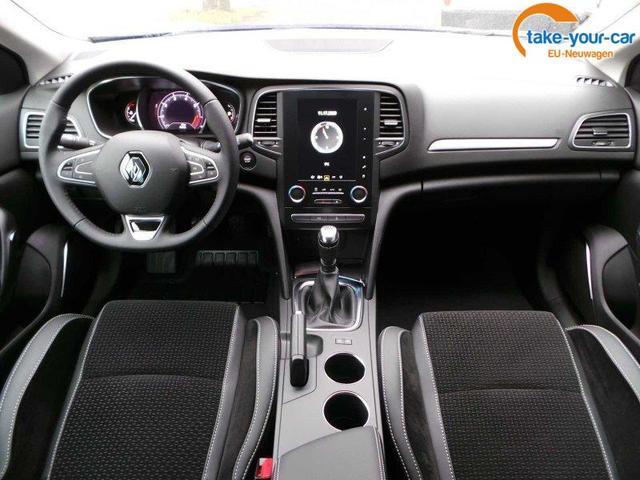 Renault Mégane Grandtour Megane 140 TCe GT-Line Navi, PDC, 2-Klimaauto
