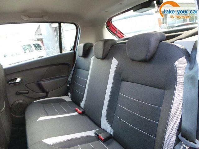 Dacia Sandero Stepway TCe LPG 100 Prestige Navi, Rückfahrkamera