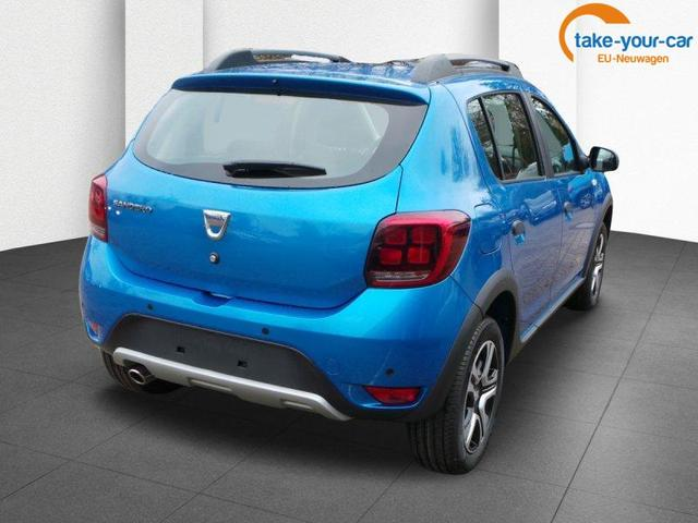 Dacia Sandero Stepway TCe 100 Celebration Media-Nav Evolution