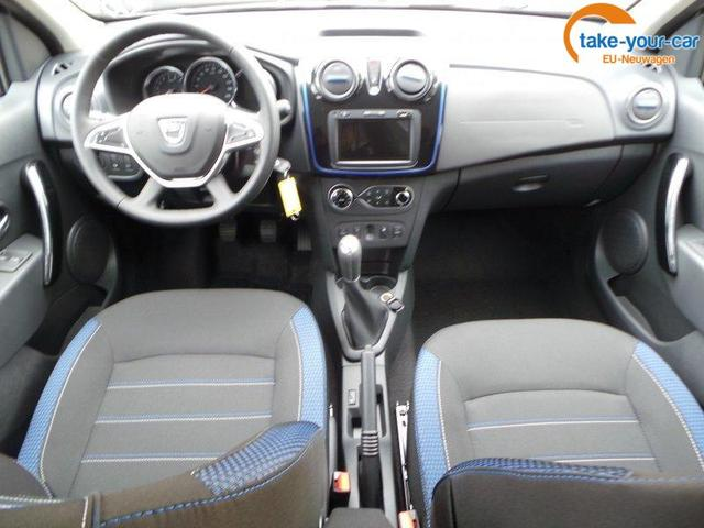 Dacia Sandero Stepway TCe 100 Celebration