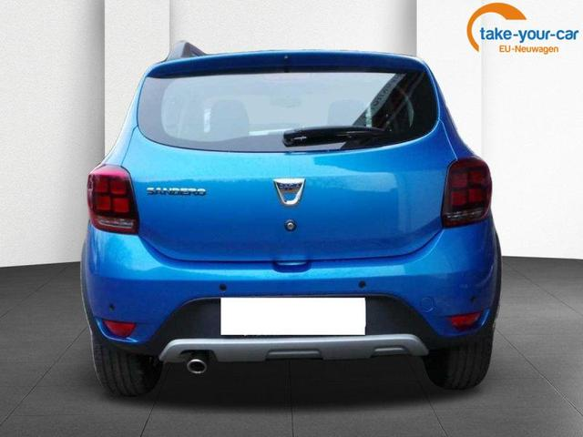Dacia Sandero Stepway TCe 100 Prestige, Navi, Klima, Rückfahrkamera, Sitzheizung