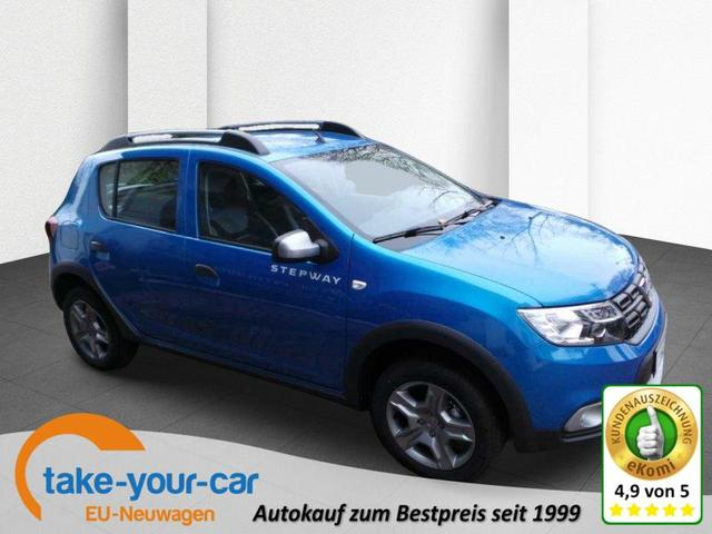 Dacia Sandero - Stepway TCe 100 Prestige, Navi, Klima, Rückfahrkamera, Sitzheizung Vorlauffahrzeug