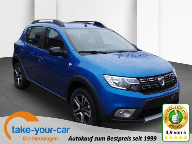 Dacia Sandero - Stepway TCe 100 Celebration Media-Nav Evolution Vorlauffahrzeug