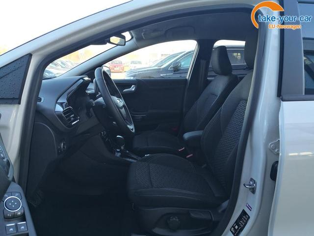 Ford Puma 1.0 EB Autom. Titanium Navi / DAB SHZ
