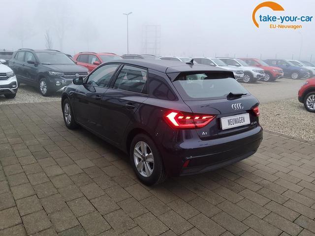 Audi A1 Sportback 25 TFSI / LED Spurverlassensw.