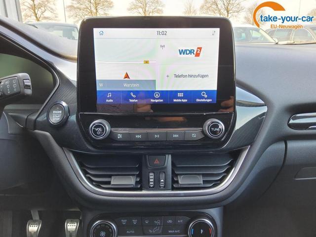 Ford Puma 1.0 EcoBoost MHEV ST-Line ACC / Navi LED