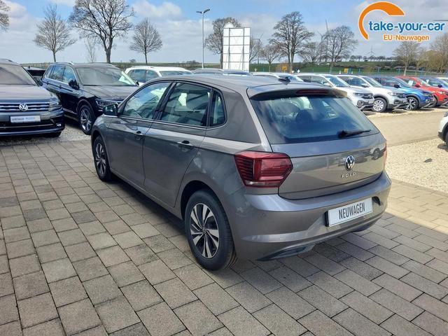 Volkswagen Polo 1.0 TSI Comfortline / Front Assist SHZ