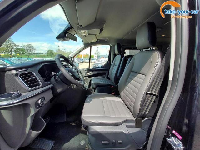 Ford Tourneo Custom 2.0 TDCI Autom. Titanium X AHK
