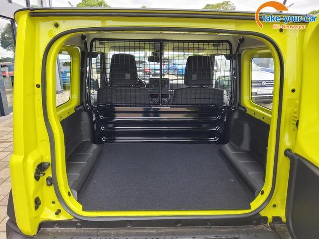 Suzuki Jimny 1.5 AllGrip Comfort / Reserverad Tempom.