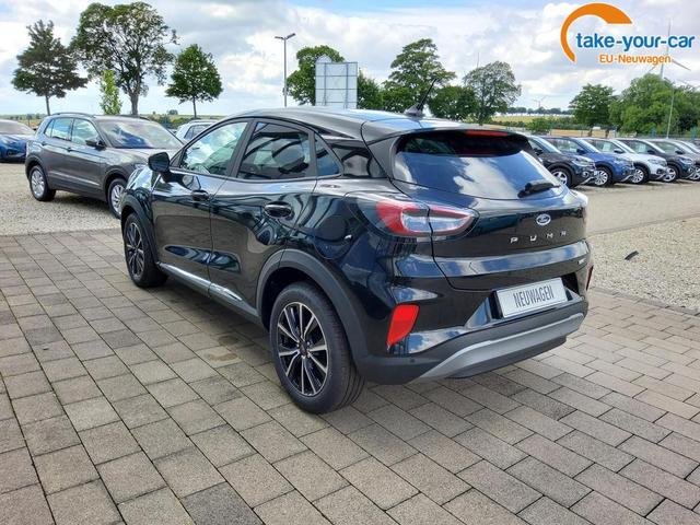 Ford Puma 1.0 EcoBoost MHEV Autom. Titanium/Navi /SHZ