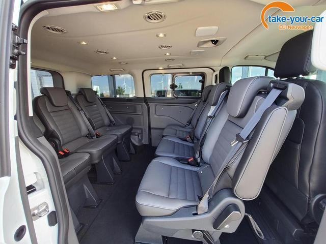 Ford Tourneo Custom L1 2.0 TDCi MHEV Titanium X Navi
