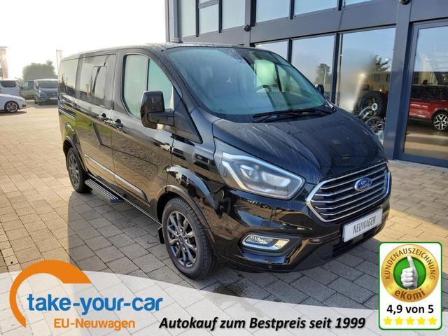 Ford Tourneo Custom - L1 2.0 TDCi MHEV Titanium X Navi Vorlauffahrzeug