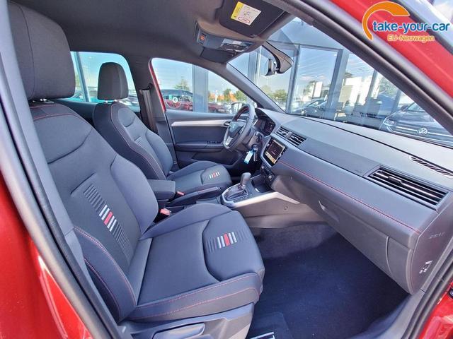 Seat Arona 1.0 TSI DSG FR / Virtual Cockpit SHZ