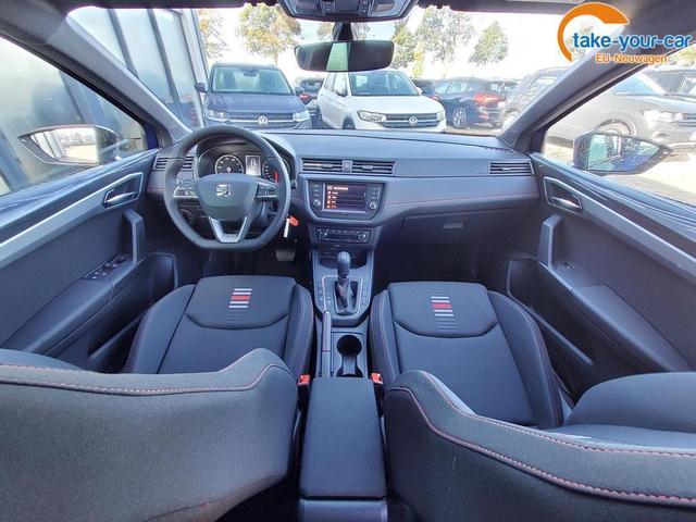 Seat Ibiza 1.0 TSI DSG FR / LED Full Link DAB