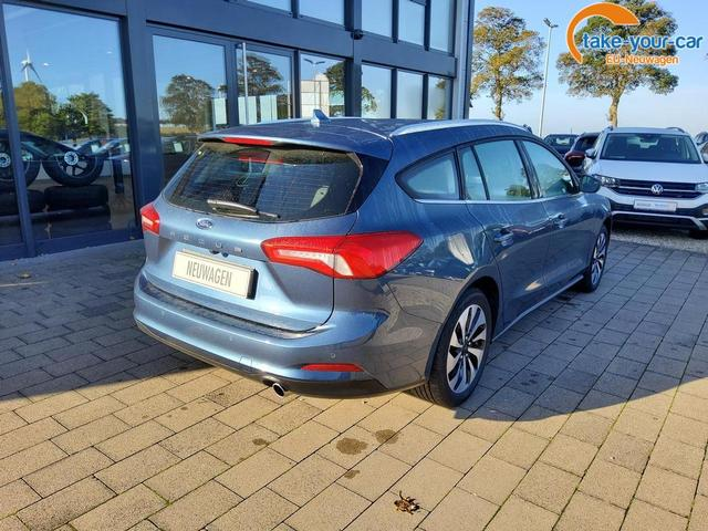 Ford Focus Turnier 1.0 EcoBoost Cool & Connect / Navi