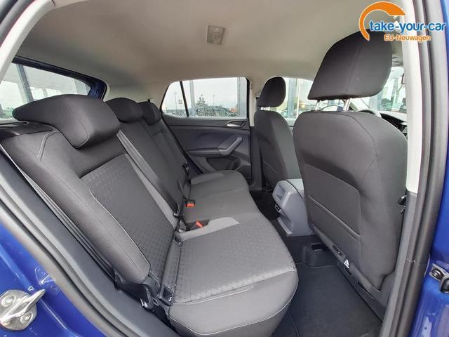 Volkswagen T-Cross 1.0 TSI Life / SideAssist LaneAssist
