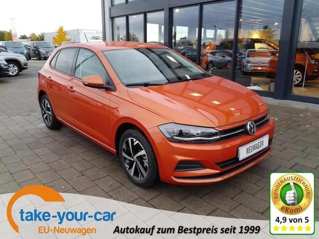 Volkswagen Polo - 1.0 TSI Comfortline LED / Alu FrontAssist Vorlauffahrzeug