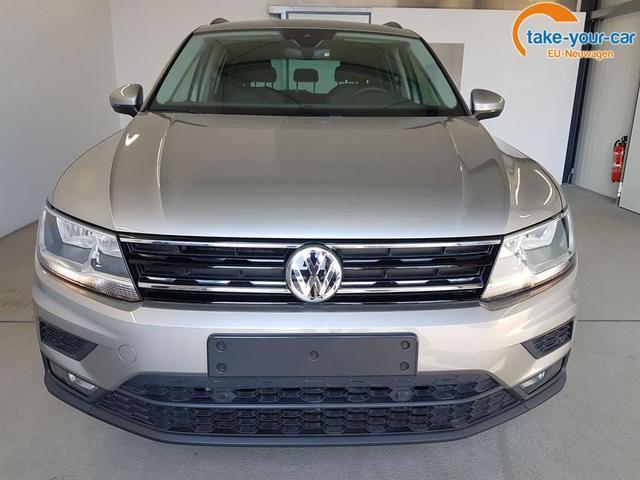 Volkswagen / Tiguan / Silber /  /  / 1.5 TSI DSG ACT OPF 110kW / 150PS