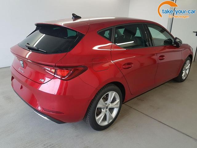 Seat / Leon / Rot /  /  / WLTP 1.5 110kW / 150PS