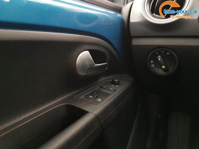 Skoda / CITIGOe IV / Blau /  /  / Elektro Automatik 61kW / 83PS