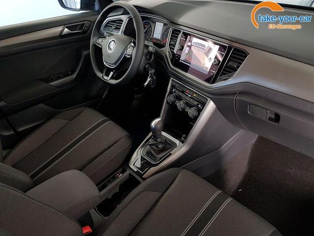 Volkswagen / T-Roc / Blau /  /  / WLTP 1.5 TSI DSG 110kW / 150PS