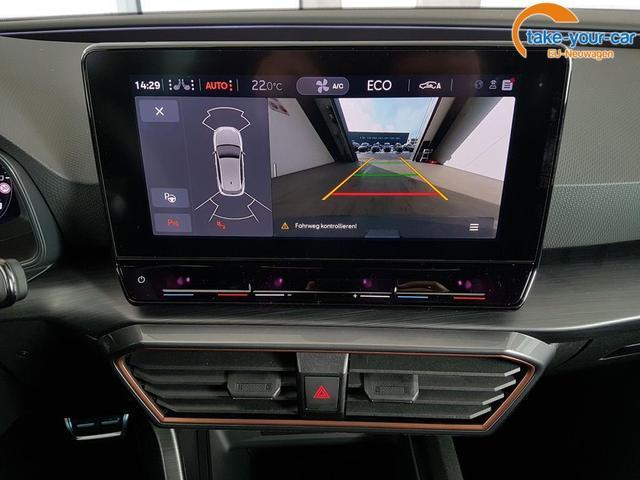 Seat Leon Sportstourer ST CUPRA 1.4 Plug-in-Hybrid DSG 180kW / 245PS