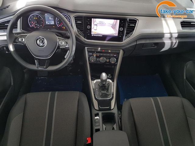 Volkswagen / T-Roc / Weiß /  /  / WLTP 1.5 TSI DSG 110kW / 150PS