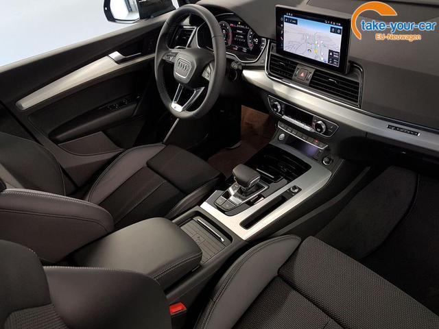 Audi / Q5 / Schwarz /  /  / GVL 36 Mon. 40 TDI S tronic quattro 150kW / 204PS