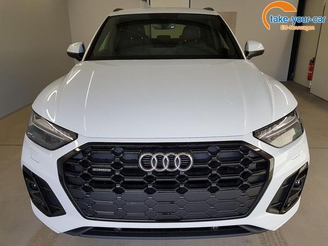 Audi / Q5 / Weiß /  /  / GVL 36 Mon. 40 TDI S tronic quattro 150kW / 204PS