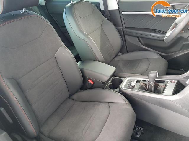 Seat / Ateca / Grau /  /  / WLTP 2.0 TSI DSG 4Drive 140kW / 190PS