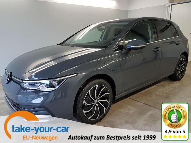 Volkswagen Golf - Style BAFA förderfähig WLTP 1.4 eHybrid DSG OPF 110kW / 204PS Vorlauffahrzeug