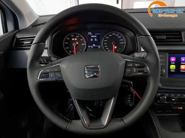 Seat / Ibiza / Weiß /  /  / WLTP 1.0 TSI 81kW / 110PS
