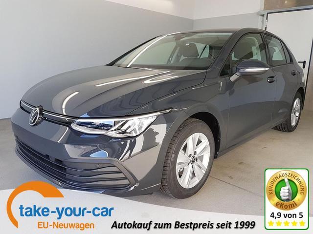 Volkswagen Golf - Life WLTP 1.0 eTSI 81kW / 110PS Vorlauffahrzeug