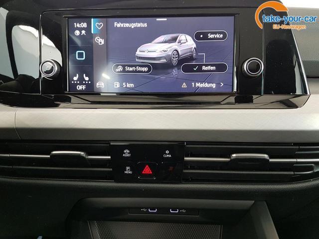 Volkswagen / Golf / Grau /  /  / WLTP 1.0 eTSI 81kW / 110PS