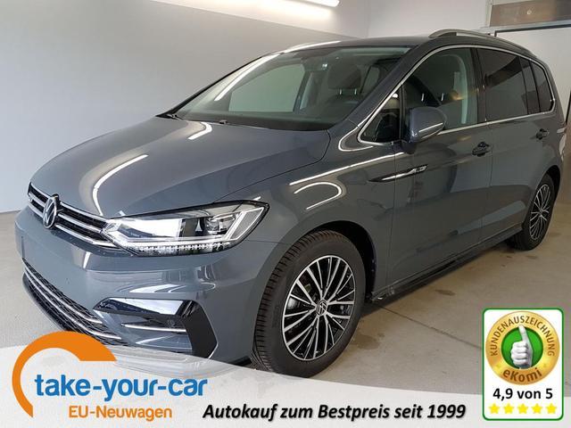 Volkswagen / Touran / Grau /  /  / WLTP - 1.5 TSI DSG 110kW / 150PS