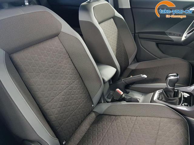 Volkswagen / T-Cross / Schwarz /  /  / WLTP 1.0 TSI DSG 81kW / 110PS