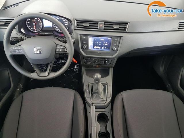Seat / Arona / Blau /  /  / WLTP 1.0 TSI 70kW / 95PS