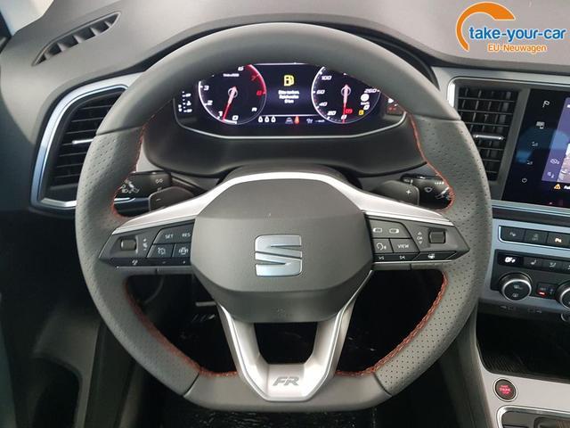 Seat / Ateca / Grau /  /  / WLTP 1.5 TSI DSG 110kW / 150PS