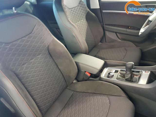 Seat / Ateca / Schwarz /  /  / WLTP 1.5 TSI DSG 110kW / 150PS