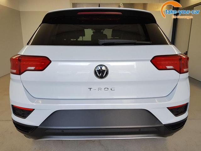 Volkswagen / T-Roc / Silber /  /  / WLTP 1.5 TSI 110kW / 150PS
