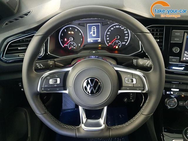 Volkswagen / T-Roc / Grau /  /  / WLTP 1.5 TSI 110kW / 150PS