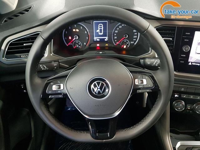 Volkswagen / T-Roc / Grau /  /  / WLTP 1.5 TSI DSG 110kW / 150PS