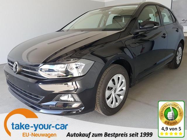 Volkswagen / Polo / Schwarz /  /  / WLTP 1.0 TSI 70kW / 95PS