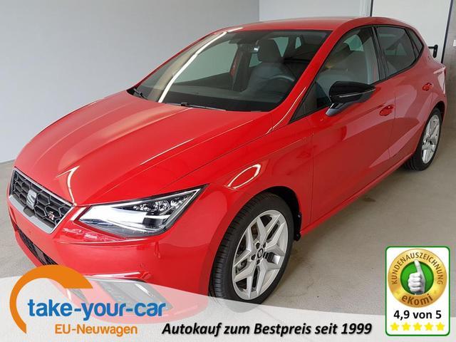 Seat Ibiza - FR GVL 36 Mon. WLTP 1.0 TSI DSG 81kW / 110PS Vorlauffahrzeug
