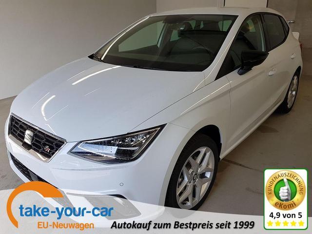 Seat Ibiza - FR WLTP 1.0 TSI 81kW / 110PS Vorlauffahrzeug