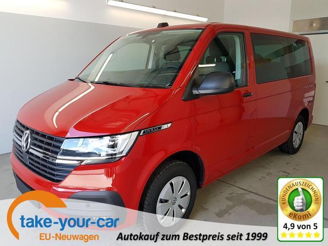 Volkswagen T6.1 Multivan - Trendline WLTP 2.0 TDI SCR BMT 110kW / 150PS Vorlauffahrzeug