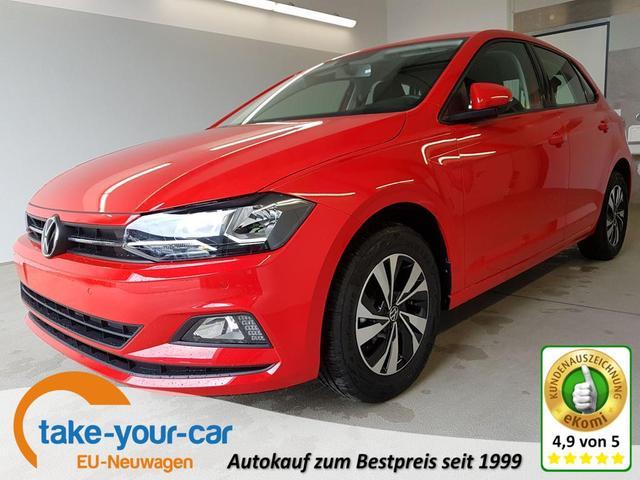 Volkswagen Polo - Comfortline 36 Monate WLTP 1.0 TSI DSG 70kW / 95PS Vorlauffahrzeug